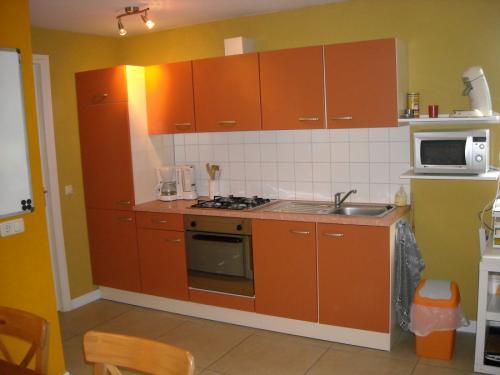 het keukenblok